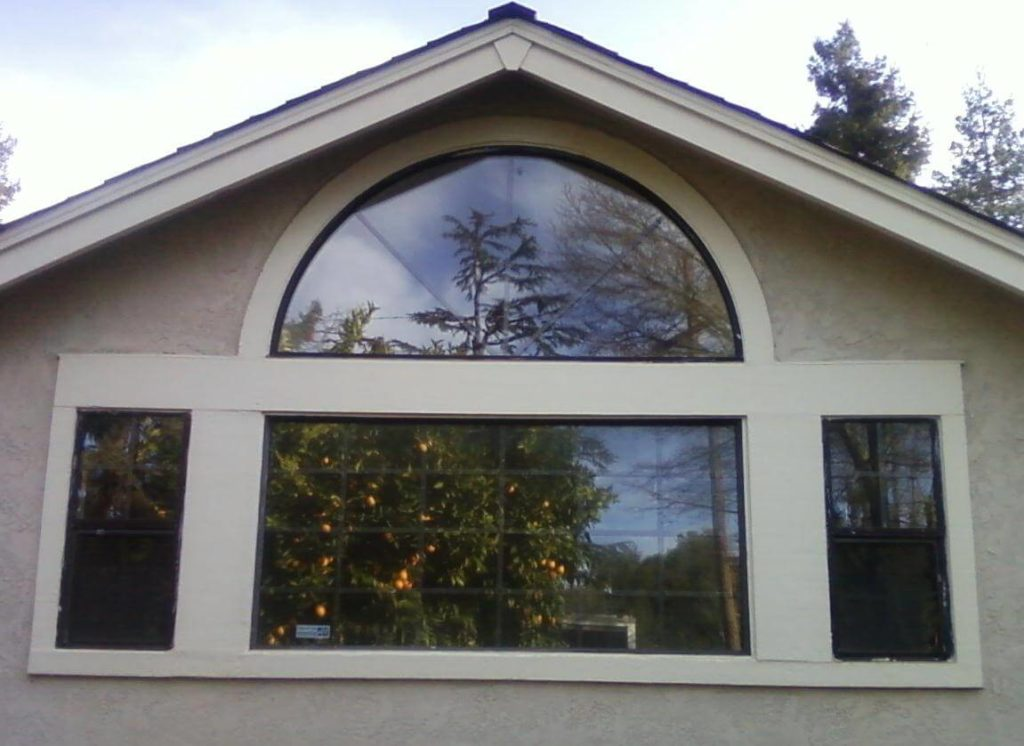 Before and after construction windows r m quality for Quality windows
