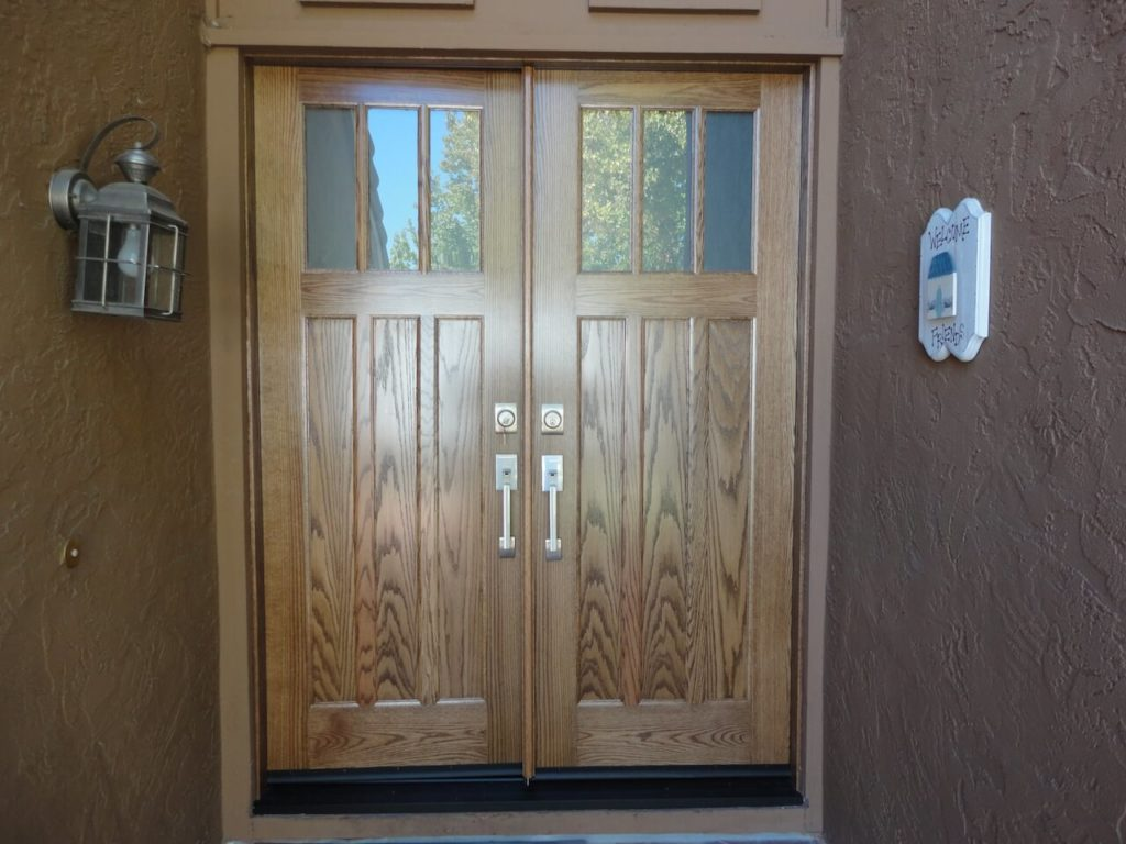 Milgard styleline windows simpson wood door r m for Quality windows