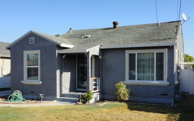 After(stucco finish & windows project)
