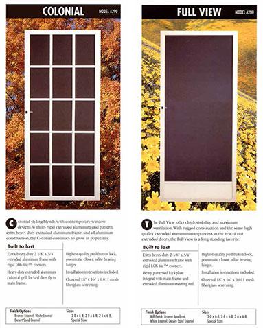 a door brochures 1 r m quality windows and doors