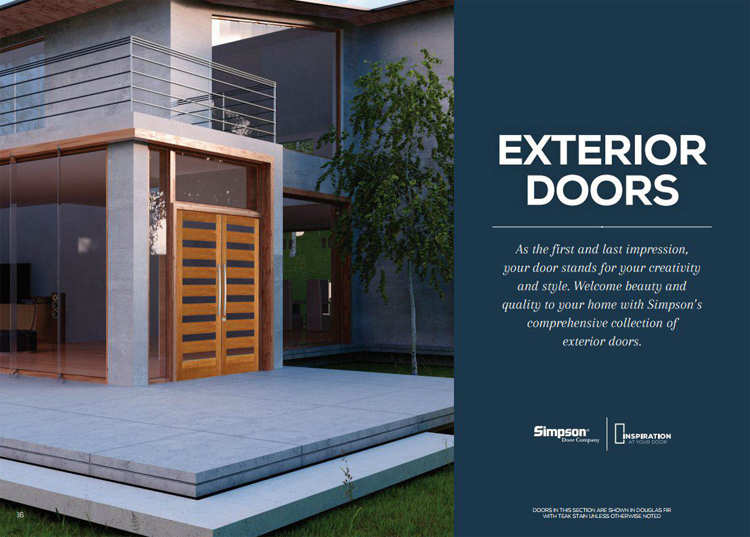 Simpson Exterior Doors All Min 1 Rm Quality Windows And Doors